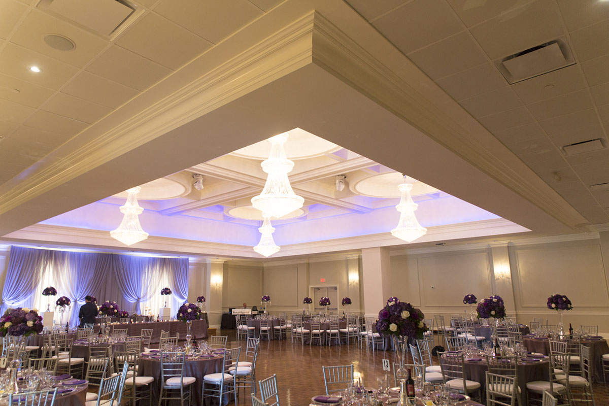 Le Dome Banquet Halls, Weddings & Corporate Events